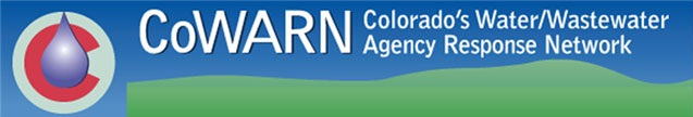 Colorado's Water/Wastewater Agency Response Network